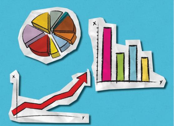 Форма и цвет данных: краткий путеводитель по инфографике