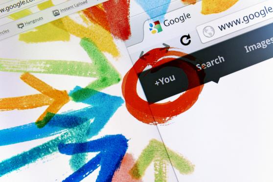 как создать страницу в Google+