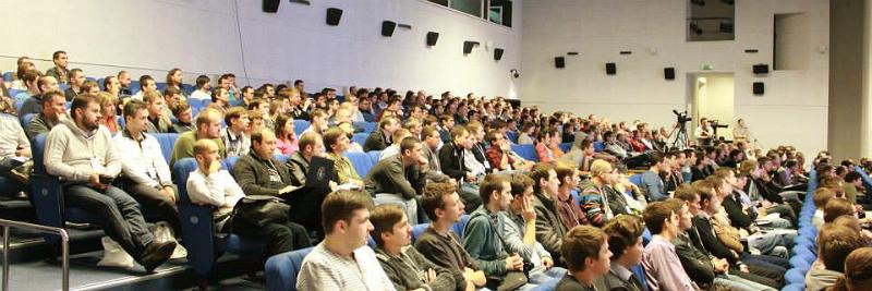 Отчет с PHP Frameworks Day 2013: фреймворки, Расмус и немного рекламы