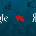 Продвижение: Google vs. Яндекс