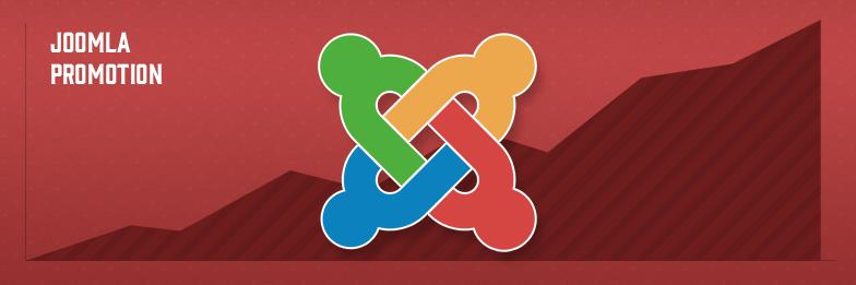 Раскрутка сайта на Joomla