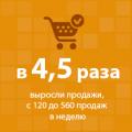 Повышение заказов до3900в неделю для интернет-магазина маникюрных принадлежностей