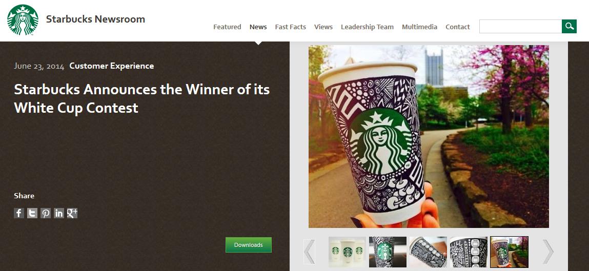 Как использовать пользовательский контент (UGC)? Кейс компании Starbucks
