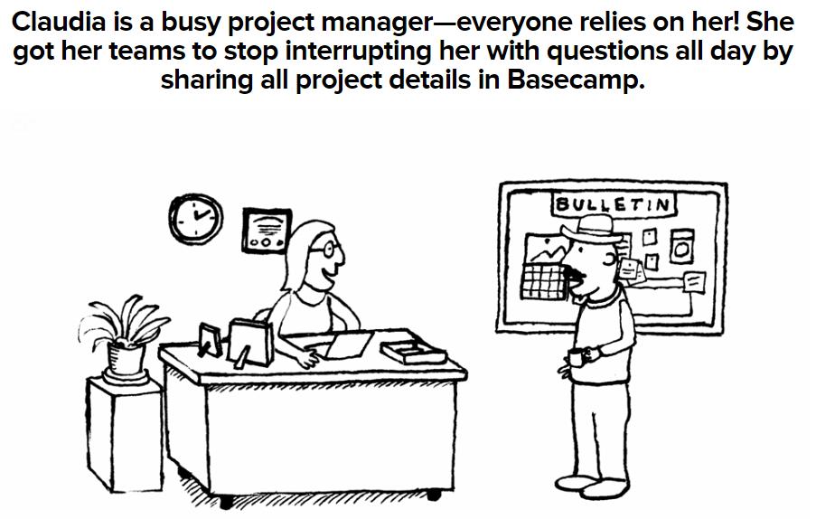 basecamp видео объяснение